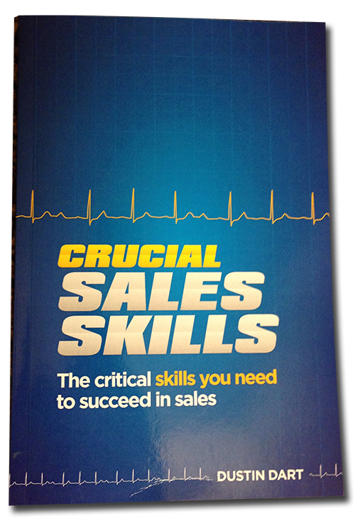 Sales Training Crucial Skills Book