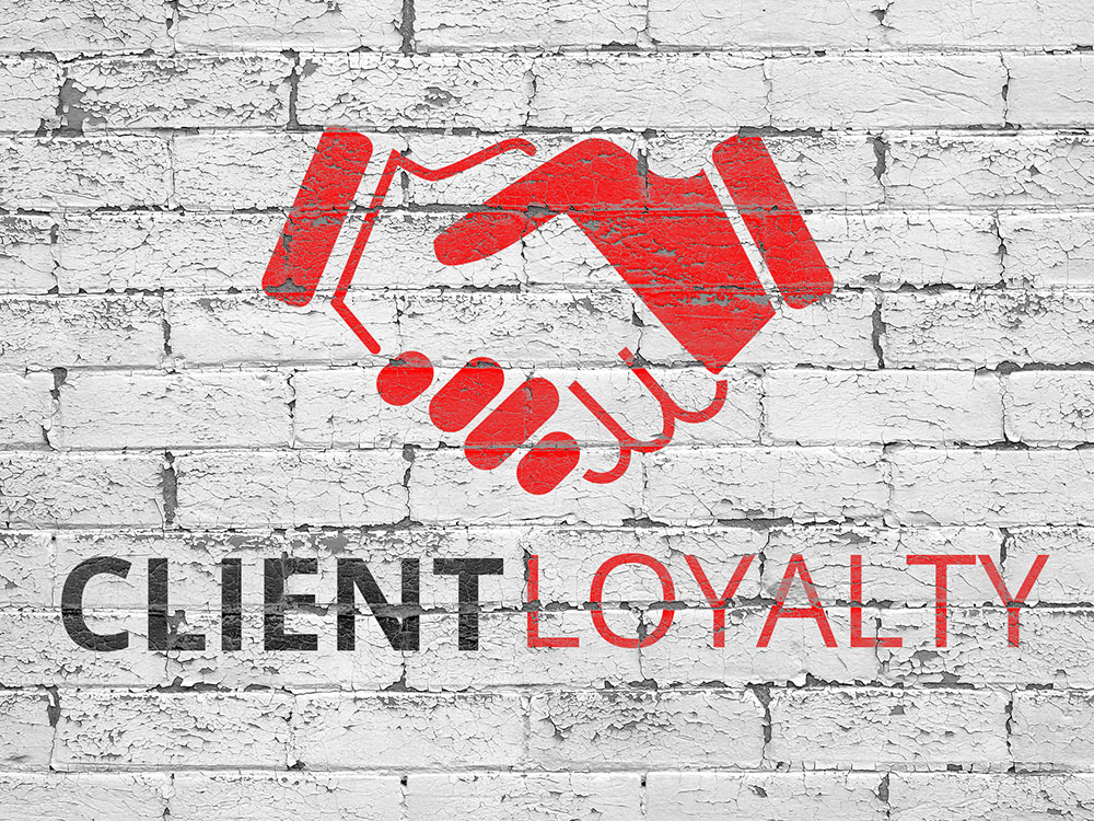 Sales Training Client Loyalty