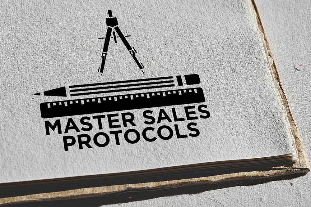 Sales Training Master Sales Protocols