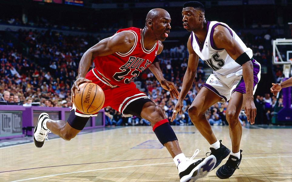 Sales Training Blog #101 Michael Jordan
